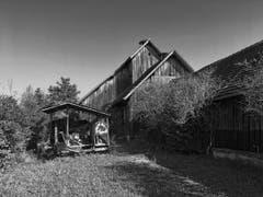 Schollenmühle, ausser Betrieb, in Altstätten. (Bild: Toni Sieber)