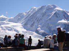 Betörendes Alpenpanorama auf dem Gornergrat (Bild: Josef Müller)