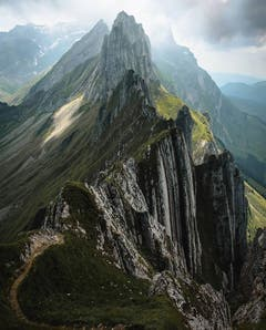 Im Alpstein (Bild: Edi Arrabbiata)