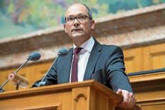 Nationalrat Daniel Fässler (AI). (Alle nachfolgenden Bilder: Regina Kühne/Keystone)