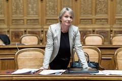 Nationalrätin Elisabeth Schneider-Schneiter (BL).