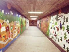 Underground life. (Bild: Larisa Gheorghe (Ebikon, 27. September 2018))