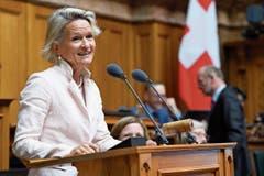 Nationalrätin Andrea Gmür-Schönenberger (LU).