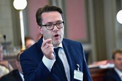 Regierungsrat Benedikt Würth (SG).