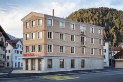 Erhielt einen Anerkennungspreis: die Raiffeisenbank in Unteriberg. (Bild: PD)
