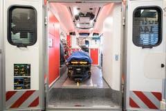 Die mittlere Krankenkassenprämie für alle Versicherten steigt 2019 durchschnittlich nur um 1,2 Prozent. Das war wohl die beste Nachricht der Woche für Gesundheitsminister Alain Berset. (Bild: Urs Flüeler/Keystone)