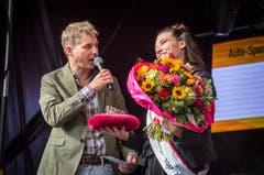 Wahl der Apfelkönigin 2018/19. Bild: Andrea Stalder