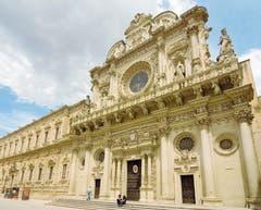 Basilica di Santa Croce, Lecce (Foto: Fototeca ENIT Sandro Bedessi)