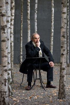 Portrait des Schweizer Regisseurs Xavier Koller (Bild: Dominik Wunderli (Zürich, 12. Dezember 2013))