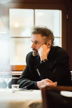 Interview mit dem amerikanischen Autor T.C. Boyle. (Bild: Dominik Wunderli (Zürich, 24. Februar 2017))