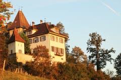 Schloss Tannenfels ist in Privatbesitz und nicht öffentlich zugänglich. (Bild: Irene Wanner, 9. September 2018)