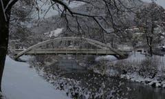 Winterzauber in Wattwil. (Bild: Martin Giger)