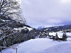 Wunderbare Winterlandschaft auf dem Sörenberg. (Bild: Urs Gutfleisch, 12. Januar 2019))