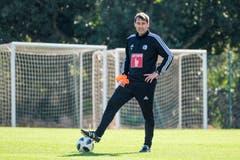 FCL-Trainer René Weiler. (Bild: Martin Meienberger/Freshfocus (Marbella, 12. Januar 2019))
