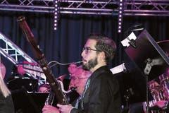 Kraftvolle Konzertklänge. (Bild: Max Pflüger)