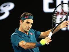Konzentriert und spielstark Roger Federer (Bild: KEYSTONE/EPA AAP/DAVID CROSLING)