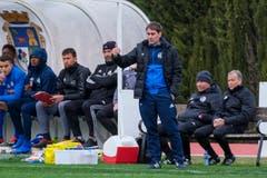 FCL-Trainer René Weiler. (Bild: Martin Meienberger (Coin Malaga, 17. Januar 2019))