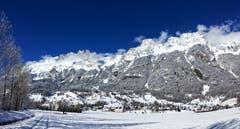 Alpstein Ostseite: Frümsen (Bild: Toni Sieber)