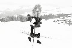 Alter Silvester in Waldstatt AR (Bild: Stella Catenazzi)