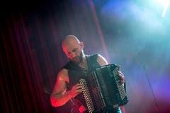 Bligg-Konzert in der Rüegerholzhalle Frauenfeld. (Bild: Andrea Stalder)