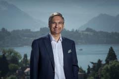 Guido Graf, CVP. (Bild: Pius Amrein, Luzern, 26. Juni 2017)