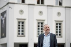 Roland Fischer, GLP. (Bild: Pius Amrein, Luzern, 31. März 2016)