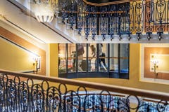 ...zum Einsatz im Grand Hotel Quellenhof. (Bilder: Michel Canonica)
