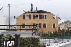 Für die betroffenen Bewohner wurde eine vorübergehende Unterkunft gefunden. (Bild: Philipp Zurfluh, 8. Januar 2019)