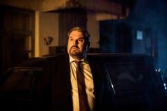 Sieht Entsetzliches: Mike Müller als Luc Conrad. (Bild: SRF/Sava Hlavacek)
