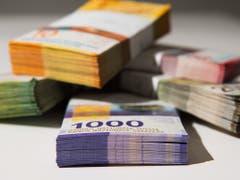 Die EU-Finanzminister haben am Donnerstag in Luxemburg die Schweiz von ihrer grauen Liste der Steueroasen gestrichen. (Bild: KEYSTONE/ALESSANDRO CRINARI)