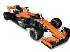 Die Partnerschaft von Honda mit McLaren verkam zur Farce (Bild: KEYSTONE/EPA MCLAREN HONDA/STEVEN TEE/HANDOUT)