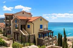 Lustica Bay, das neue Resort von Samih Sawiris. (Bild: PD)