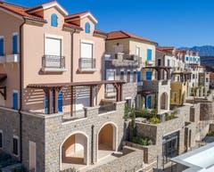 Diese Häuser laden zum Ferienmachen in Montenegro ein. (Bild: PD)