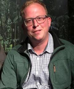 Remo Freiburghaus kandidiert als Parteiloser für den Gemeinderat Lungern. (Bild: PD)