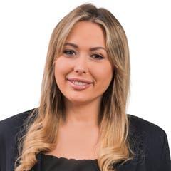 Valentina Milici, Luzern, Liste 9a – JCVP a, Versicherungsberaterin, 1986.nicht gewählt – 702 Stimmen
