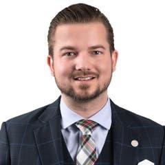 Jeffrey Illi, Liste 24 - SVP, Hünenberg See, Unternehmer, 1987.Nicht gewählt – 369 Stimmen.