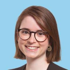 Isabel Liniger, Liste 16 - SP, Baar, Studentin Rechtswissenschaft, 1995.Nicht gewählt – 770 Stimmen.