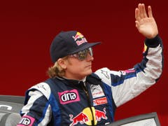 2010 und 2011 nahm sich Räikkönen eine Auszeit von der Formel 1, um an der Rallye-WM und der Nascar-Serie teilzunehmen. Danach kehrte er in die Königsklasse des Motorsports zurück, fuhr 2012 und 2013 für Lotus und anschliessend bis 2018 wieder für Ferrari. Insgesamt kommt er auf 21 GP-Siege (Bild: KEYSTONE/AP dapd/HERMANN J. KNIPPERTZ)