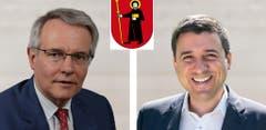 GlarusThomas Hefti (FDP, 7544 Stimmen)Mathias Zopfi (Grüne, 5684 Stimmen)