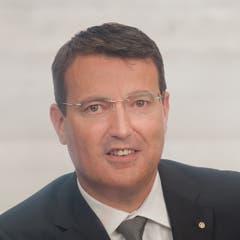 Thomas Burgherr (neu), SVP. (Bild: Keystone)
