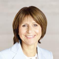 Freiburg: Christine Bulliard-Marbach (bisher), CVP. (Bild: Keystone)