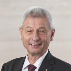 Waadt: Jean-Pierre Grin (bisher), SVP. (Bild: Keystone)