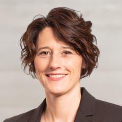 Zürich: Celine Widmer (neu), SP. (Bild: Keystone)