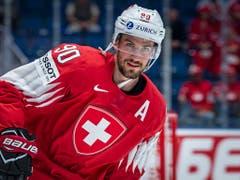 Auch in der Schweizer Nationalmannschaft ist Roman Josi eine wichtige Stütze, wenn Nashville frühzeitig aus den Playoffs ausscheidet (Bild: KEYSTONE/MELANIE DUCHENE)