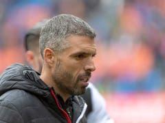 Fabio Celestini würde sich vielleicht lieber auf das Geschehen in der Super League konzentrieren (Bild: KEYSTONE/GEORGIOS KEFALAS)