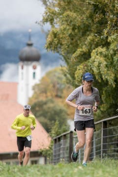 Janine Bühler aus Sursee. (Bild: Pius Amrein, 6. Oktober 2019)