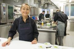 Tanja Grandits ist Köchin des Jahres 2020. (Bild: Keystone)