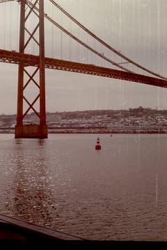 Von Halifax liefen die Männer zur ersten Forschungsreise in den Sankt-Lorenz-Strom aus. (Bild: Archiv Tony Stocklin)