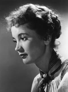 1957 - Liselotte Pulver als Vreneli im Film «Ueli der Knecht». (Bild: Keystone / Str)