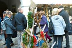 Islikon TG , 10.11.2019 / Greuterhof - Markt